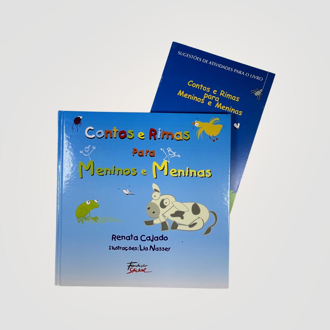 Sugestões de atividades para o livro Contos e Rimas para Meninos e Meninas